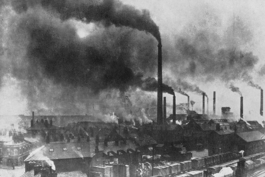victorian-factories
